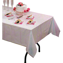 """Hoffmaster® OpalEssence® Tablecover - 54"""" x 108"""""""