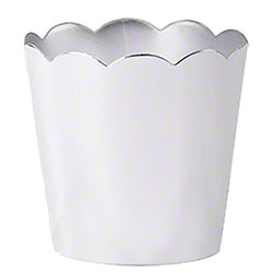 Hoffmaster® S!MPLY BAKED® Baking Cup-2oz,Silver Metallic