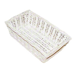 Hoffmaster® Linen-Like® Basket - White