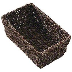 Hoffmaster® Linen-Like® Basket - Seagrass