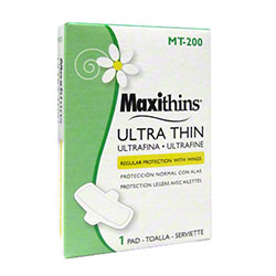 HOSPECO® Maxithins® Ultra Thin w/Gards Pads