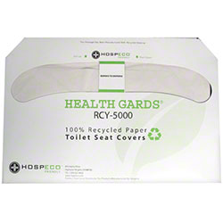 HOSPECO® Health Gards® Half-fold Toilet Seat Cover