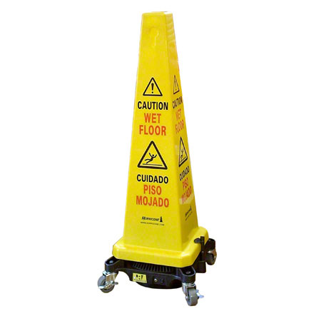 Hurricone™ Cordless Floor Dryer with Safety Cone