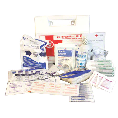Impact® 25-Person First Aid Kit