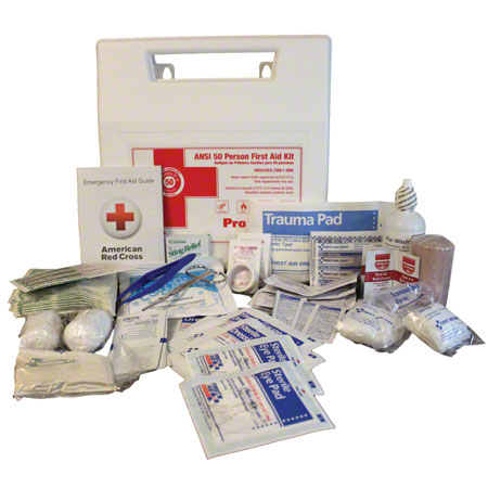 Impact® 50-Person First Aid Kit