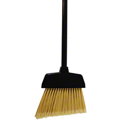 Impact® Plastic Lobby Dust Pan Broom