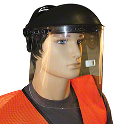 Impact® Clear Polycarbonate Faceshield