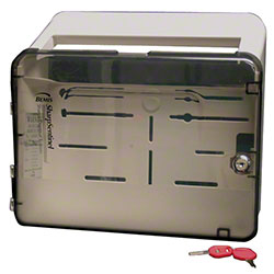 Impact® Locking Wall Cabinet for 5 Qt. Sharps Container