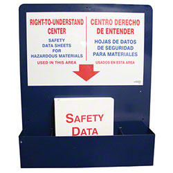 Impact® SDS Bilingual 'Right-To-Understand' Center