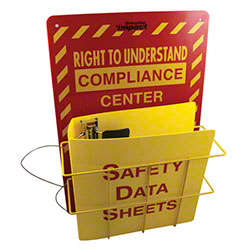 Impact® SDS Deluxe Reversible Right-To-Know/Understand