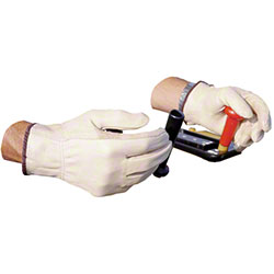 Impact® Grain Leather Drivers' Unlined Gloves
