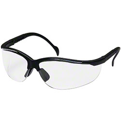 Impact® ProGuard® 830 Safety Glasses - Clear Lens/Black