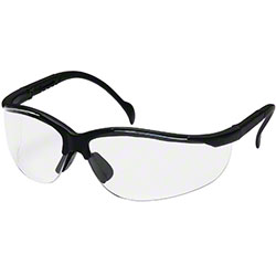 Impact® ProGuard® 830 Safety Glasses-Clear AFXLens/Black