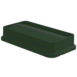 Impact® Swing Lid For 23 Gallon Slim Container - Green