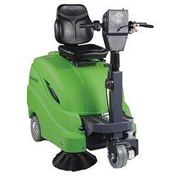IPC Eagle 512/712 Rider Sweepers