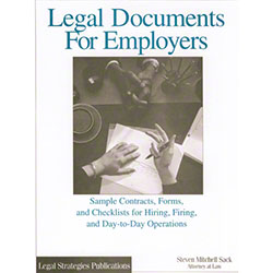 ISSA Legal Documents For Employers