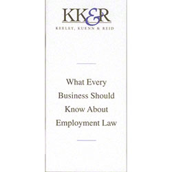ISSA What Every Business Should Know About Employment Law