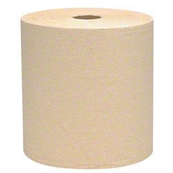 "Scott® Hard Roll Towel - 8"" x 800', Brown"