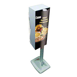Kimberly-Clark® Cartridge Napkin System Pole Mount - Grey