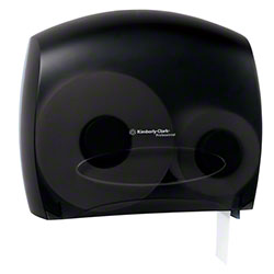 Scott® Essential Jumbo Roll Toilet Paper Dispenser - Black