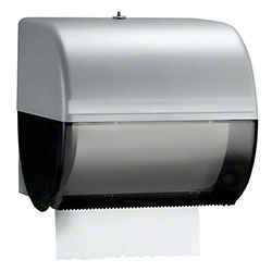 KC In-Sight® Omni® Roll Towel Dispenser - Smoke/Grey