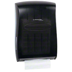 KC In-Sight® Universal Folded Towel Dispenser - Smoke Grey