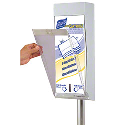 Kimberly-Clark® Clear Door Accessory