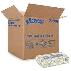 Kleenex® White Facial Tissue - 125 ct.