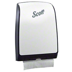 KC Professional MOD Slimfold Dispenser - White