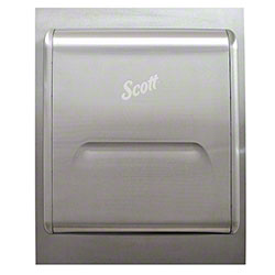 Kimberly-Clark® MOD® Recessed Dispenser Housing w/Trim