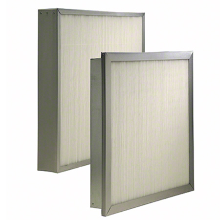 "Koch MicroMAX Extended Surface Minipleat Filter - 24""x24""x4"""