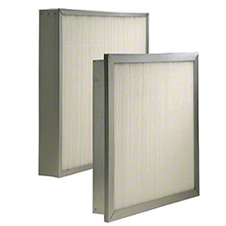 "Koch MicroMAX Extended Surface Minipleat Filter - 16""x25""x4"""