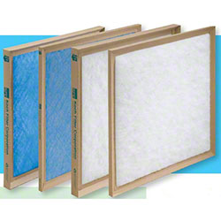 "Koch Fiberglass Disposable Flat Panel Filter -16"" x 20"" x 1"""