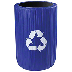Kwik-Can Covers™ - 55 Gal., Recycle