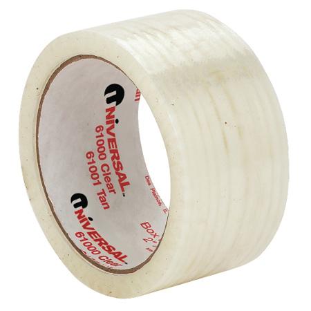 Tape| 48x50| 1.85 mil Clear| 6/pack| 6pk/cs