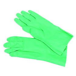 Flock-ln Nitrile Glove XL 13 In 15-18 mil Gre Dz