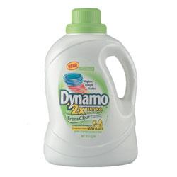 Dynamo Free & Clear Li Id Detergent| 4/100 Oz