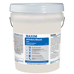 Maxim® All Fabric Liquid Bleach - 5 Gal.