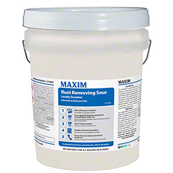 Maxim® Rust Removing Sour - 5 Gal.