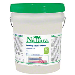 Nattura® Laundry Sour Softener - 5 Gal.