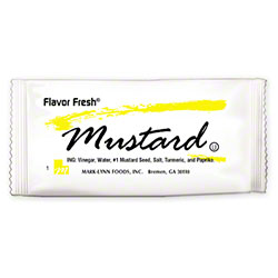 Mark-Lynn Flavor Fresh® Mustard - 200, 4.5gm