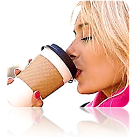 Hot Cup Safe Hands, Universal Cup Sleeve