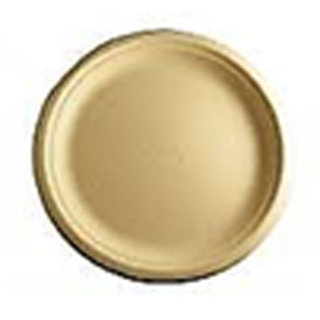 """Plates, Compostable - 9"""""""