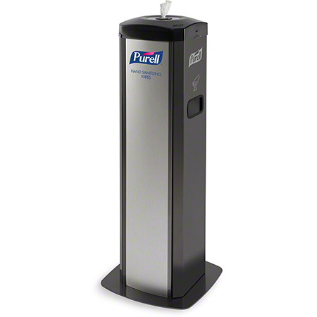 GOJO® Purell® DS360 High Capacity Wipes Station