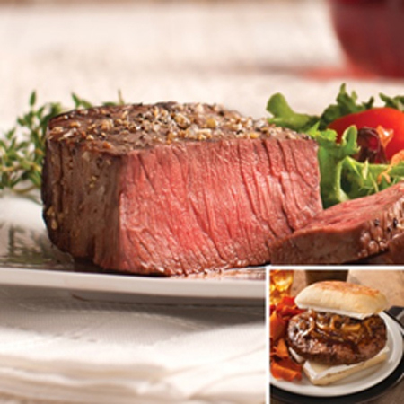 Free Offer:  Omaha Steaks Premium Meats