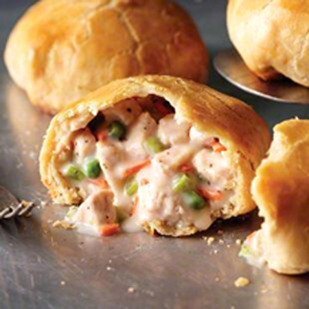 Free Yum! Omaha Steaks Chicken Filled Pastry