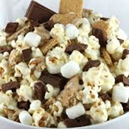 Free Offer:  Smores Gourmet Mouth Party Popcorn