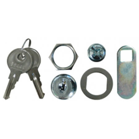 Lock & Key Replacement For 9W15, 9W16, 9W25