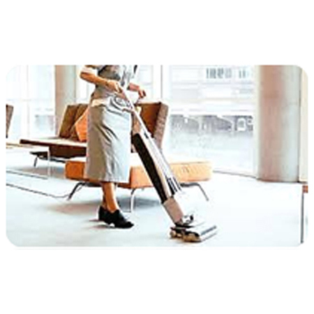 Upright Vacuum Rental, Daily Rate