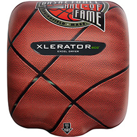 Xlerator Basketball Hand Dryer